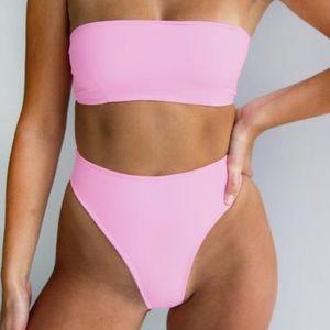 437 swimwear bikini set